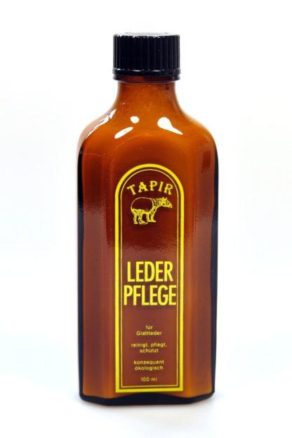 Tapir Leather Care