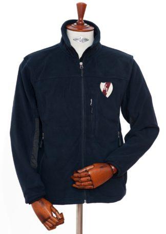 Kingsland Classic Fleece Jacket, navy