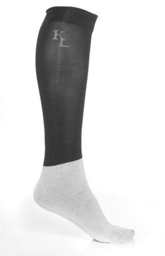 Kingsland Kniestrümpfe, schwarz