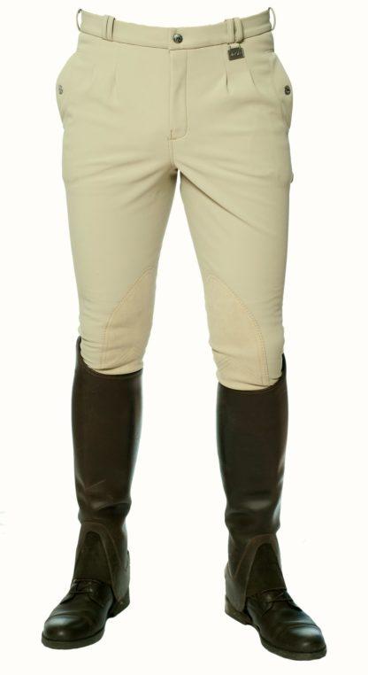 Mark Todd Winterreithose Performance Breeches, beige