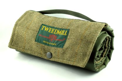 Tweedmill Walker Companion – Tweed-Decke