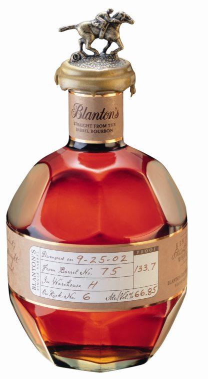 Blanton's Straight from the Barrel, Bourbon Whisky