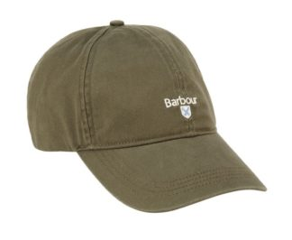 Barbour Cascade Sports Cap, oliv
