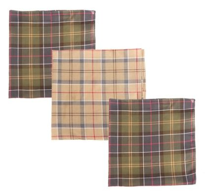 Barbour Handkerchiefs Classic Tartan