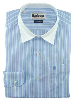 Barbour Redcar, hellblau