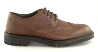 Barbour Ilkley Country Brogue, braun