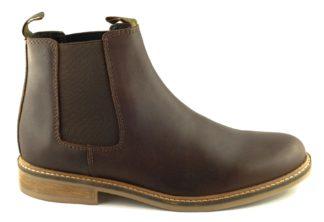 Barbour Farsley Chelsea Boot, braun