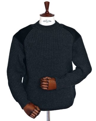Niffi Classic Outdoor Pullover, anthrazit