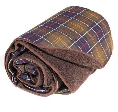 Barbour Hundedecke Dog Blanket