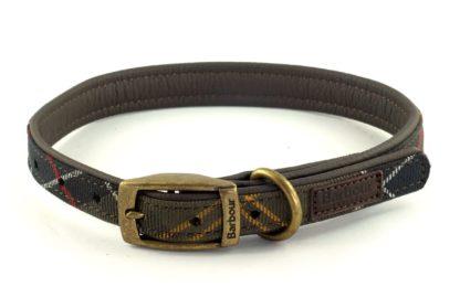 Barbour Tartan Hundehalsband