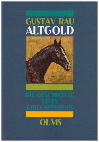 Olms Verlag - Altgold, Gustav Rau