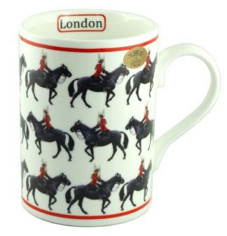 Leonardo Kaffeebecher Horse Guards