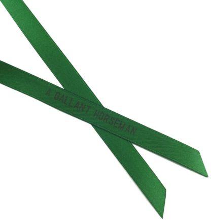 Warn- und Signalschleife, dunkelgrün