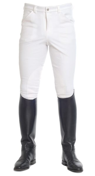 Cavallo Herren-Reithose Dolino, weiß