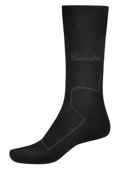 Cavallo Funktions-Socke, schwarz
