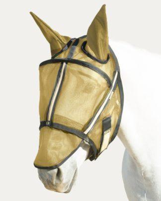 Noble Outfitters Fliegenmaske Guardsman Gold