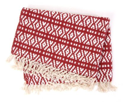 Pampeano Satteldecke, rot