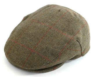 Alan Paine Compton Tweed Kappe