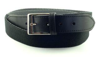Stretchgürtel Cinturon, schwarz