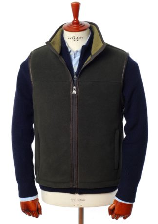 Aigle Polarfleece-Weste New Shepper
