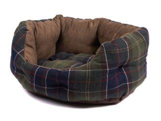 Hundebett Tartan Wool M
