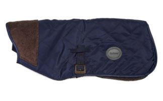 Barbour Hundemantel Quilted Boy Dog, navy