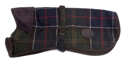 Barbour Hundemantel Wool Touch, classic