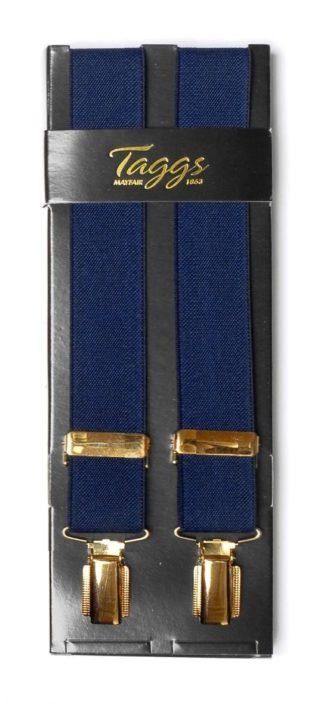 Hosenträger, navy