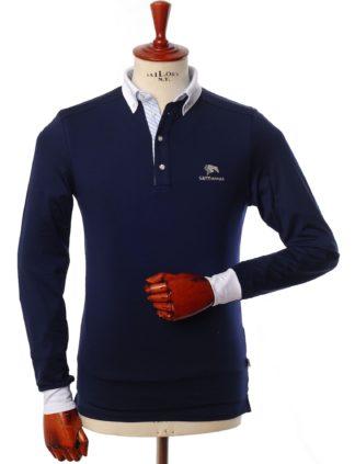 Herren Turnier-Polo-Shirt ERIK - Langarm