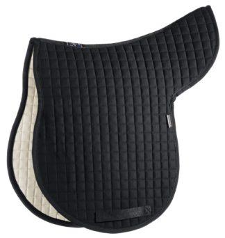 Equiline Satteldecke Quadro, schwarz
