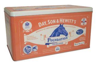 """DAY, SON & HEWITT Zusatzfuttermittel """"Foundation"""""""