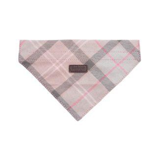 Barbour Hundehalstuch Pink