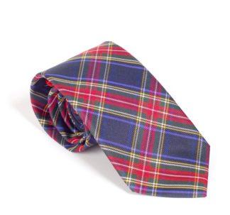 Krawatte black Royal Stewart