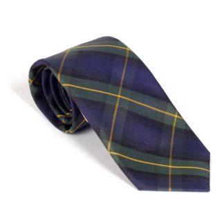 Krawatte Gordon Tartan-0
