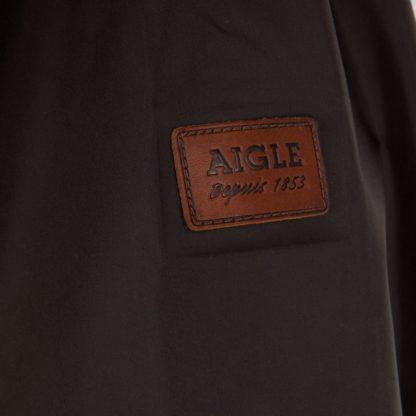 Aigle Reitregenmantel Epony braun