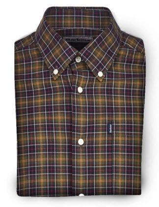Original Barbour Tartan Hemd