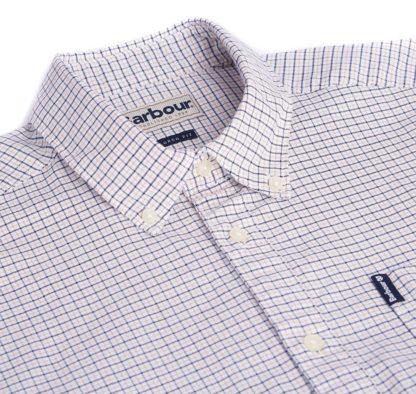 Barbour Tattersall Hemd, ginger
