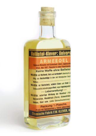 Ballistol ARMEEOEL 1907 Nostalgieflasche