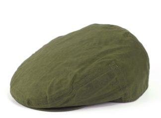 Barbour Irvine Flatcap, olive