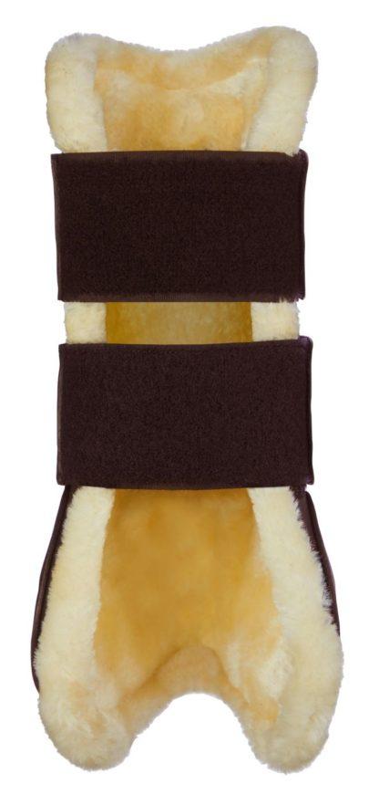 LeMieux Leder-Gamaschen Capella Comfort, braun