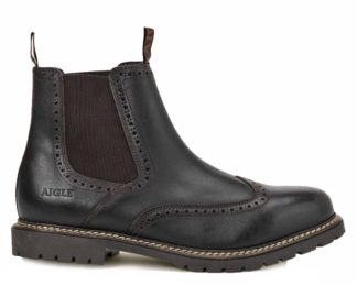 Aigle Chelsea Boot Darven Brogue