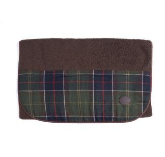 Barbour Hundedecke Wool Touch Dog Blanket