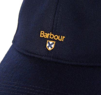 Barbour Crest Sports Cap, navy
