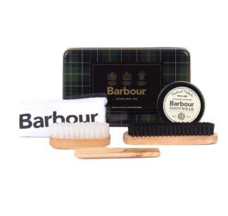 Barbour Schuhpflege-Set
