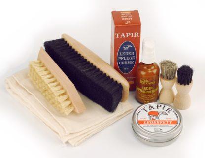 Tapir Lederpflege-Reiseset