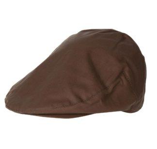 Barbour Wax Cap, braun