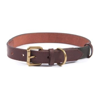 Barbour Hundehalsband Wax Leather