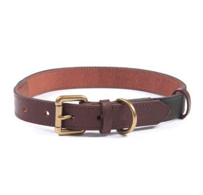 Barbour Hundehalsband Wax Leather