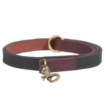Barbour Hundeleine Wax Leather