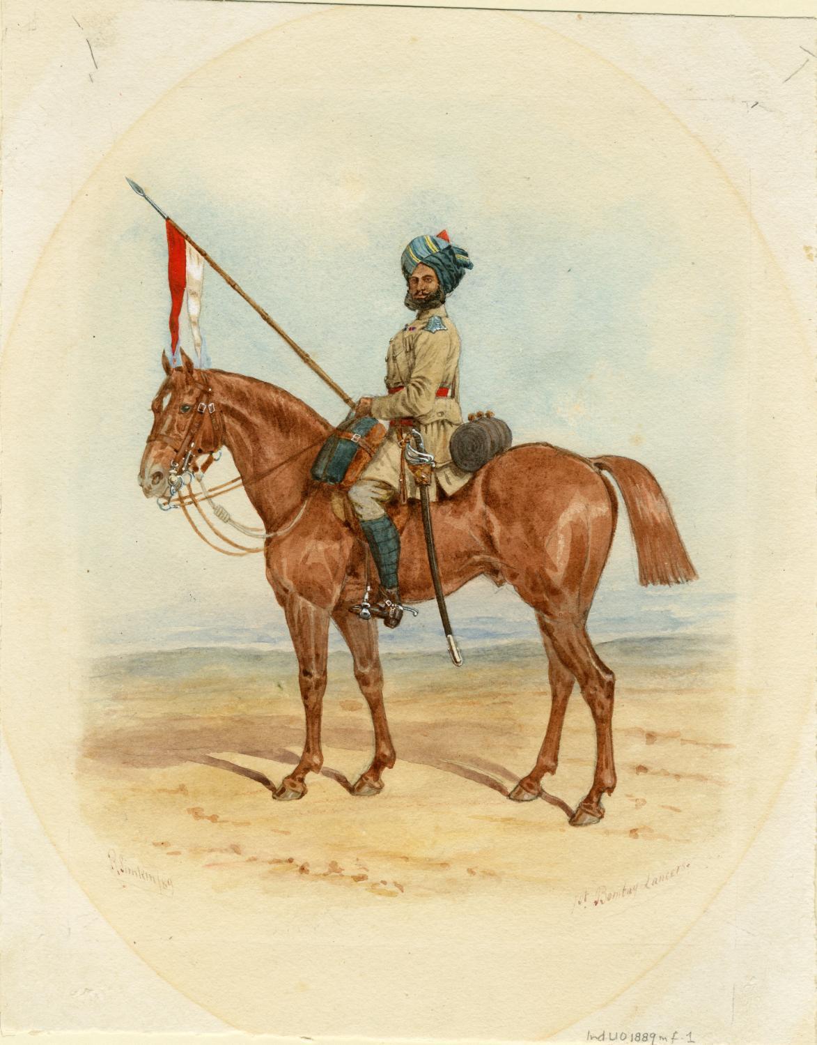 Bombay Lancer Jodhpurs